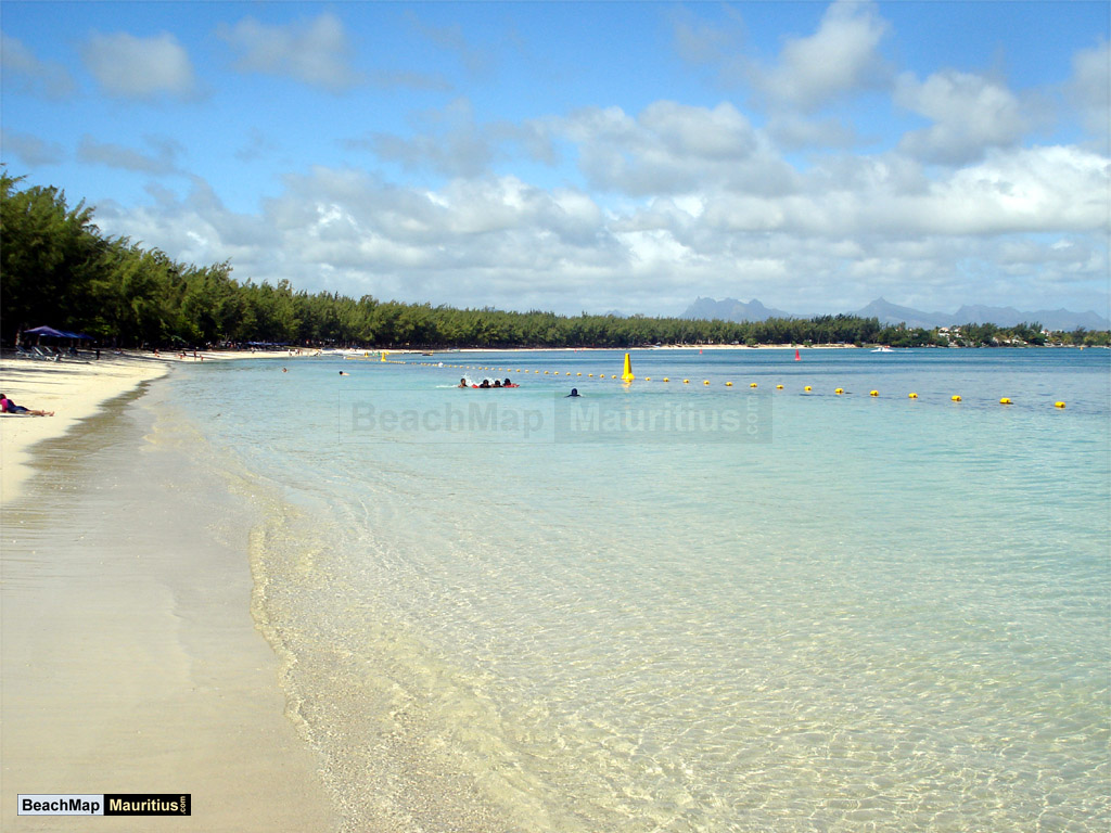 Http Beachmap Mauritius Com Beaches Mon Choisy Beach