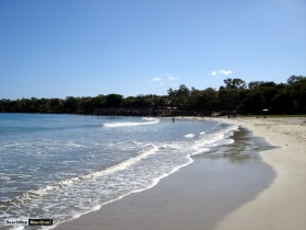 Tamarin Bay Beach, Tamarin, Black River.